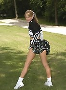 Seanna the cheerleader